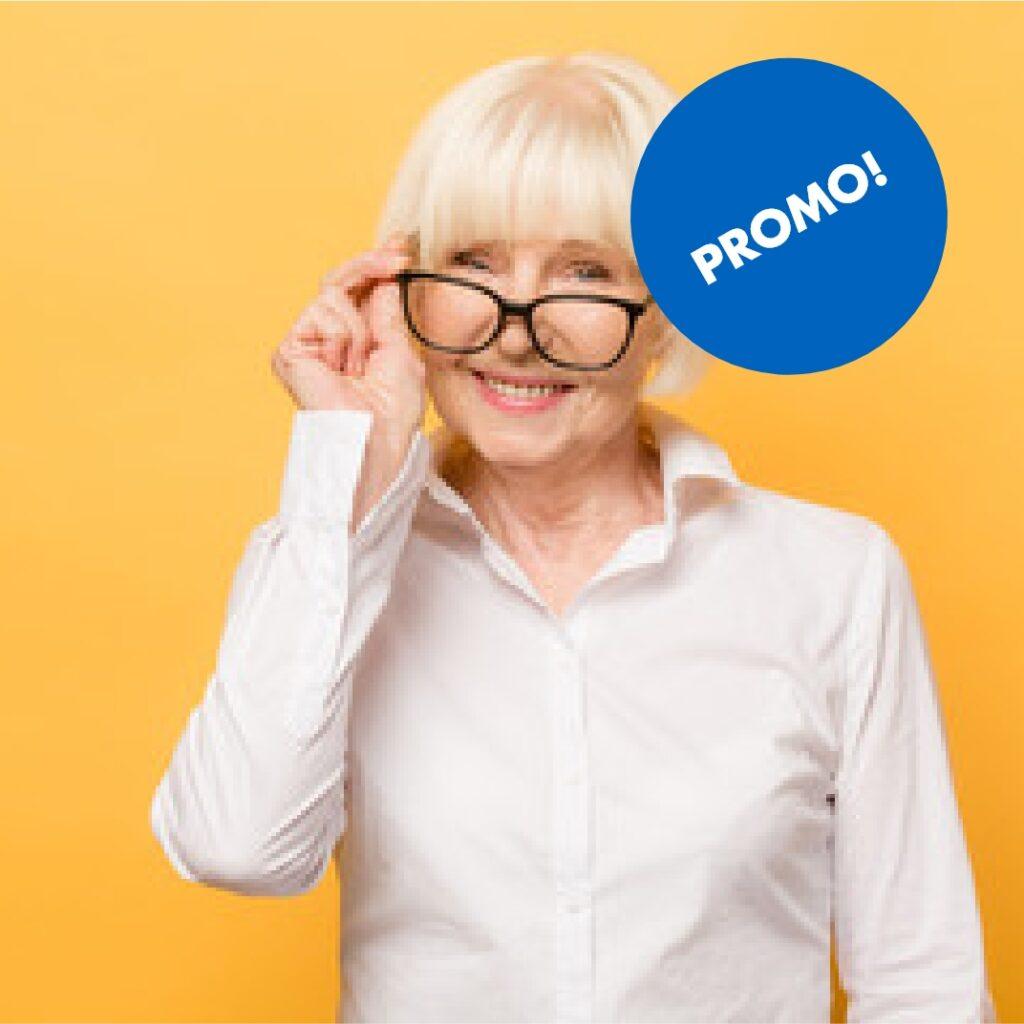 Promo over 60
